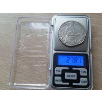 Ювелирные весы 0.01/500гр.(+ батарейки)