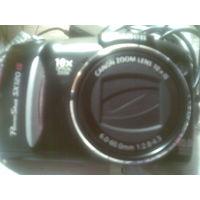 "Коробку с инструкцией, к видеокамере ""Canon PowerShot SX 120 IS""."
