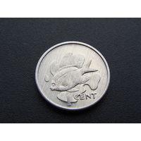 Сейшельские острова. 1 цент 1977 год  KM#30 UNC