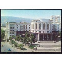 ДМПК СССР 1977 Тбилиси Грузинский политехнический институт им Ленина автомобили