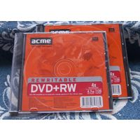 DVD+RW. Качество! Покупай умнее, живи веселее!
