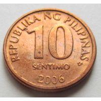 Филиппины,10сентимо2006г.