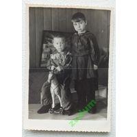 Дети игрушка лошадка 1952  размер 9х12 см