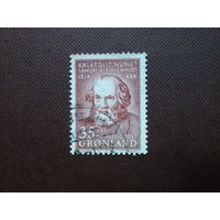 Гренландия  1964 г.Клейншмидт, Самуил Пётр.