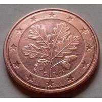 5 евроцентов, Германия 2008 G, AU