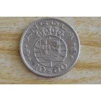 Ангола 10 эскудо 1969 с 5 руб