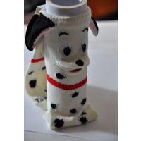 Носочки детские Белые Оригинал Япония Дисней 101 Долматин