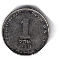 Израиль. 1 новый шекель. 2000 г. (Магнит)