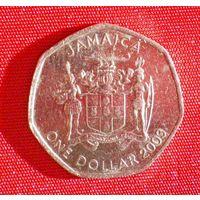 1 доллар (Ямайка;Бустаманте ) 2003