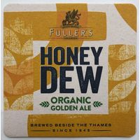 Подставка под пиво Fullers Honey Dew /Англия/