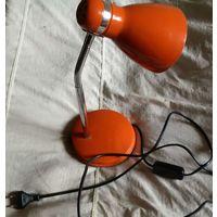 Настольная лампа Kanlux ZARA HR-40-B 07561, б-у ; 25 руб