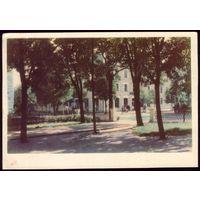 1966 год Брест Сквер