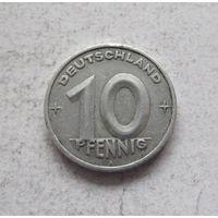 Германия ГДР 10 пфеннигов 1949