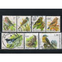 Бельгия Кор 1991-2002 Птицы Стандарт