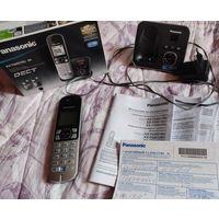 Радиотелефон Panasonic KX-TG6821RU (как новый)