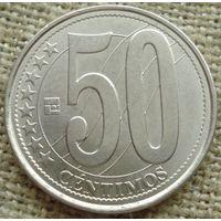 50 сентимо 2007 Венесуэла