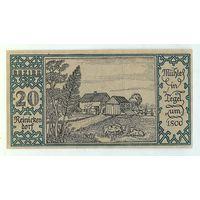 Германия, Нотгельд 50 пфеннигов 1921 год.