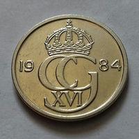 50 эре, Швеция 1984 г.