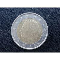 Бельгия 2 евро 2002 г.