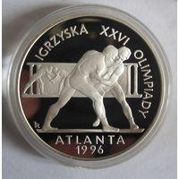Польша, 20 злотых, 1995, серебро, пруф