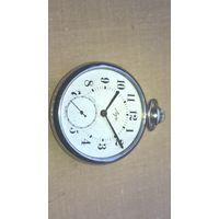 Часы карманные Луч, ЧК-6, 1947 г.в., мех. ЗИМ, в ремонт