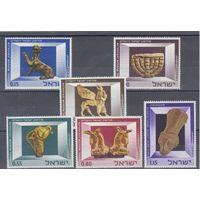 [435] Израиль 1966.Культура Древней Азии.