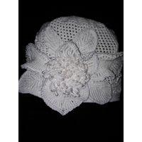 Шляпка женская свадебная или на лето