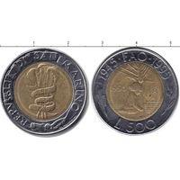 Сан-Марино 500 лир 1995 FAO UNC