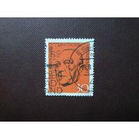 Германия 1968 г.Конрад Аденауэр.
