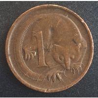 Австралия 1 цент 1971