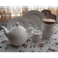 Набор для чаепития Elan gallery . Siaki  6 предметов