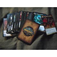 World of Warcraft TCG карточная игра ККИ
