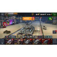Аккаунт World of Tanks Blitz. 16 премиум танков + 8 танков 10 уровня
