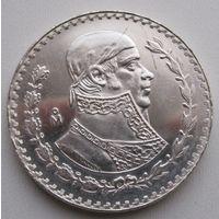 Мексика, песо, 1967, серебро
