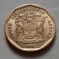 20 центов, ЮАР 1992 г.