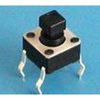 Тактовая кнопка 6 х 6 х 7 мм (цена за 40 шт!!!) квадратный шток