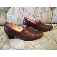 Туфли натуральные Марко