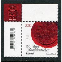 Германия. 150 лет северогерманского союза