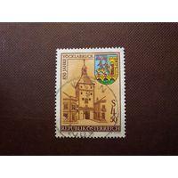 Австрия 1984 г.Город Фёклабрук.