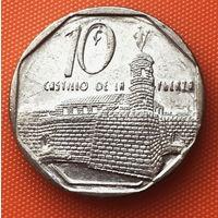 05-22 Куба, 10 сентаво 2000 г.