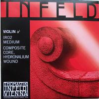 Cтруны для скрипки Tomastik Infeld Red 4/4