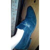 Туфли замшевые мужские Conhpol