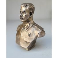 Сталин бюст  бронза 1947 год