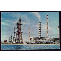 1973 год Заинск ГРЭС