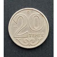 Казахстан 20 тенге 2006 г.