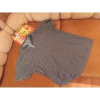 Майка футболка джинс Стиль р. 50-52