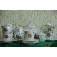 Чайный сервиз Мадонна  15 предметов ( комплект )