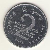 2 рупия 2006 г.