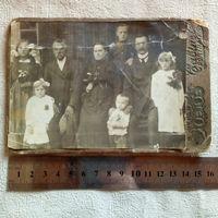 Семейное фото Кабинет Портрет Фотография Канторовича