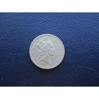 1 фунт 1997 года.
